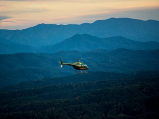 East Tennessee Helicopters, Inc - Helicopter Charters